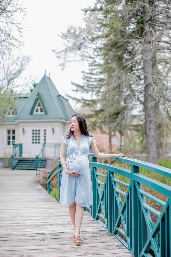 Parc du-bois de coulonge séance grossesse quebec city photographe québec city